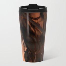 It Comes..... Metal Travel Mug