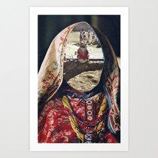tya Art Print