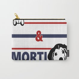 pickles morti dog Carry-All Pouch