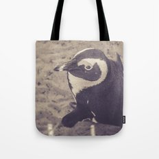 Adorable African Penguin Series 2 of 4 Tote Bag