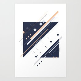 TEE 238 Art Print