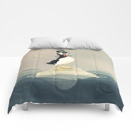Lord Puffin Comforters