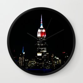 Empire of Independence Wall Clock