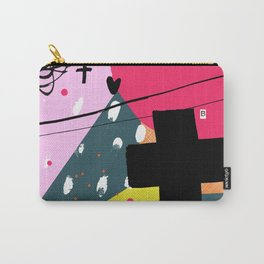 Basile Carry-All Pouch