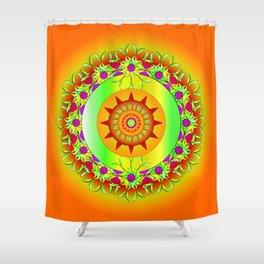 Feeling Thankful Shower Curtain