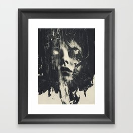 ...429... Framed Art Print