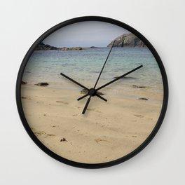 Beach Lewis and Harris 2 Wall Clock