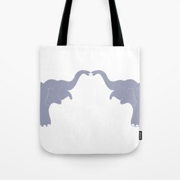 Children Animals Illustrations Tote Bag