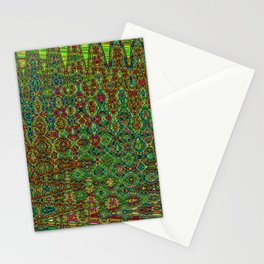 Mosaic Abstract Stationery Cards