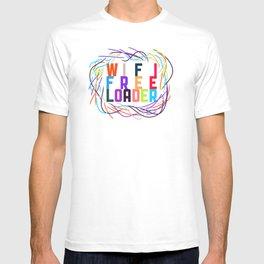 WIFI FREELOADER T-shirt