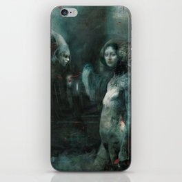 The Exceptions to Life One iPhone Skin