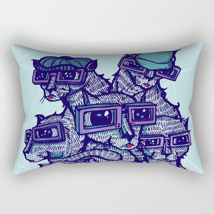 Art School Rectangular Pillow