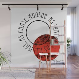 SHADES OF MAGIC | V.E.SCHWAB Wall Mural