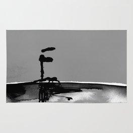Introspection No. 20Q by Kathy Morton Stanion Rug