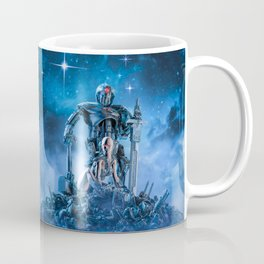 The Quantum Warrior Coffee Mug