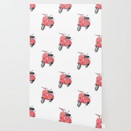 Red moto Wallpaper