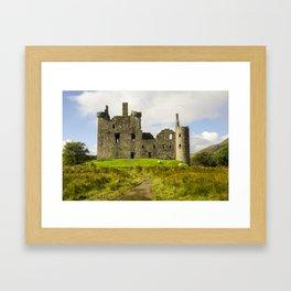 Kilchurn Castle Framed Art Print