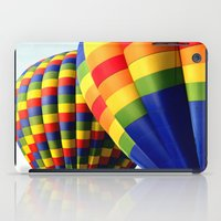 balloons iPad Cases featuring Balloons  by Rob Hawkins Photography