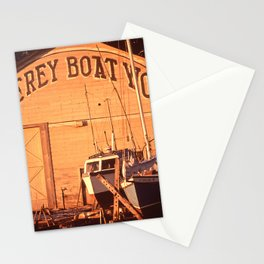 California - Monterey Bay Stationery Cards