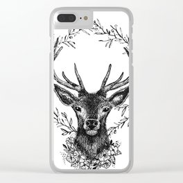 Royal stag Clear iPhone Case