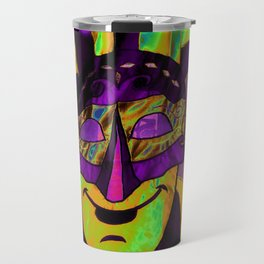 MARDI ARTY Travel Mug