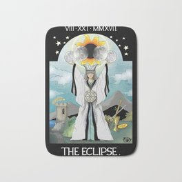 The Eclipse Bath Mat