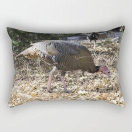 Foraging Rectangular Pillow
