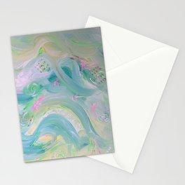 Dreamy paradise Stationery Cards