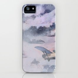 At The Mountains of Madness iPhone Case