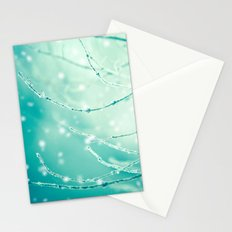 Sparkle and Glow Stationery Cards