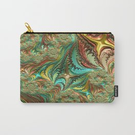 fractal- artwork pattern digital Carry-All Pouch