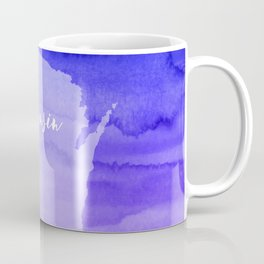 Sweet Home Wisconsin Coffee Mug