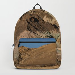 Artist's Palette Pano - Death Valley, California Backpack