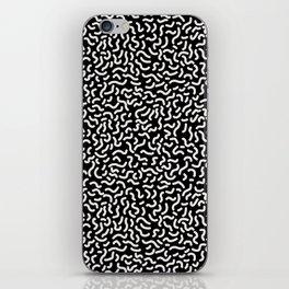 Memphis pattern 4 iPhone Skin