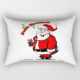 Feliz Navidad  Rectangular Pillow
