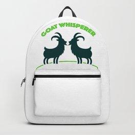 Goat Whisperer Backpack