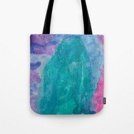 Abstract Watercolor 01 Tote Bag