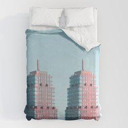 Penthouse Twins Duvet Cover