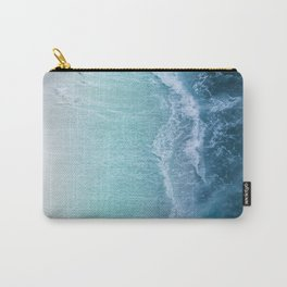Turquoise Sea Carry-All Pouch