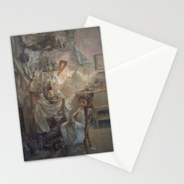 Implicit Ghosts Stationery Cards