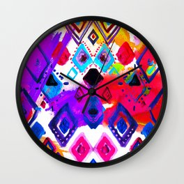 Lets go for a picnic Wall Clock
