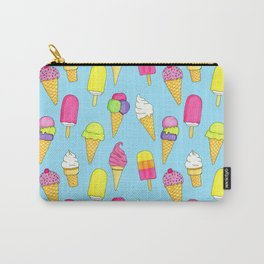 Ice cream pattern (Sweet #6) Carry-All Pouch