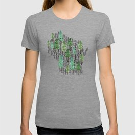 Wisconsin Forest T-shirt
