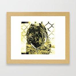 Pit Bull Models: Khan 02-01 Framed Art Print