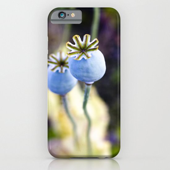 Poppy heads iPhone & iPod Case