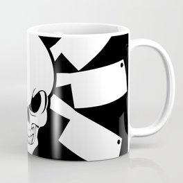 Butcher And Butcher Saying Joke Coffee Mug