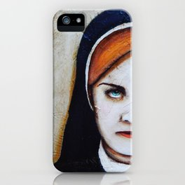 Sister Jude: Saver of Souls iPhone Case