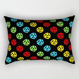 45 Spindle All Over Print Rectangular Pillow