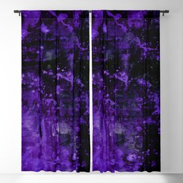 Voices Of The Night No.1c by Kathy Morton Stanion Blackout Curtain