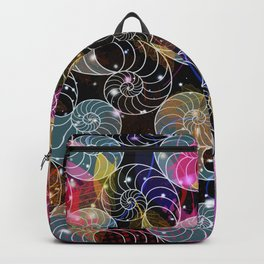 C13D Seashell Sparkle Backpack